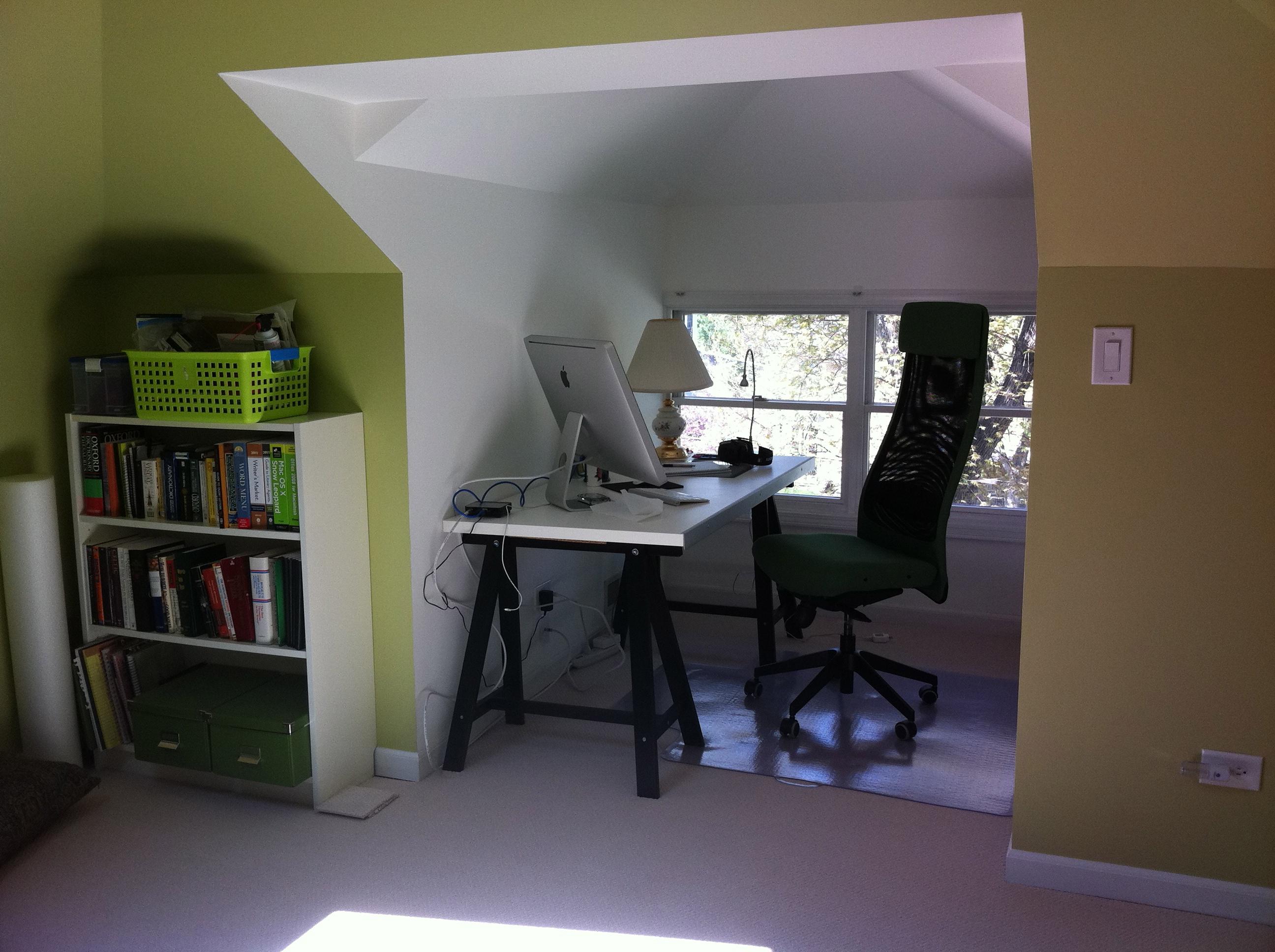 attic nook ideas - Attic Nook